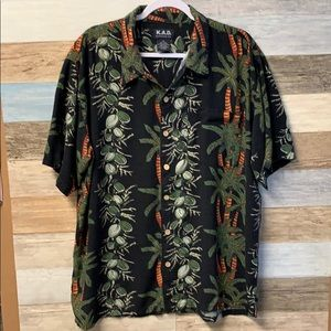 Choose 2 for $25 K.A.D. Clothing Co Hawaiian XL